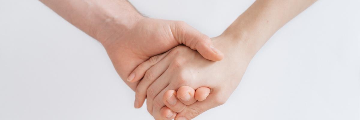 Helfende Hände der Maganda Lebensberatung Wien
