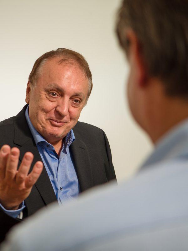 Lebensberatungsgespräch bei Ernst Bürgmüller